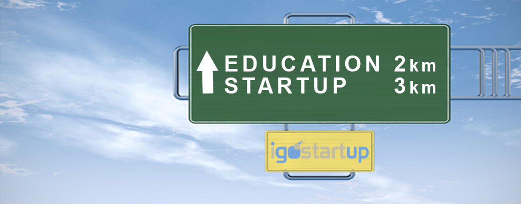Does education affect the intentions for startup?