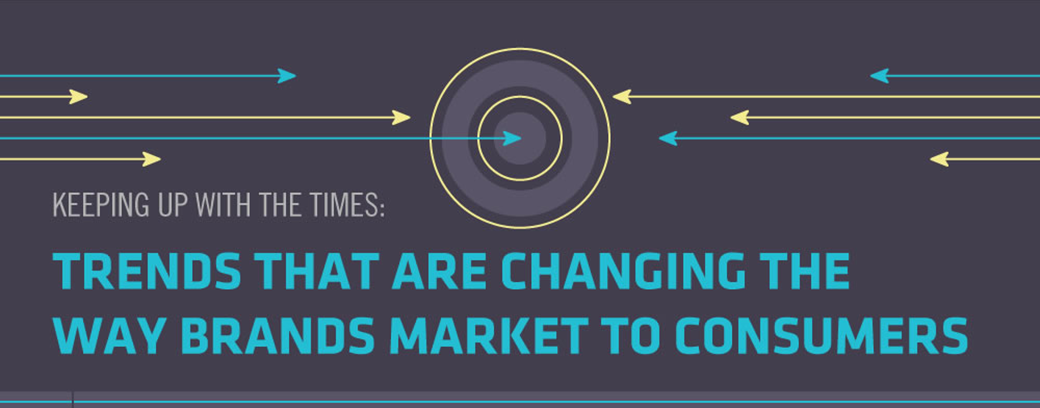 Trends That Are Changing The Way Brands Market To Consumers