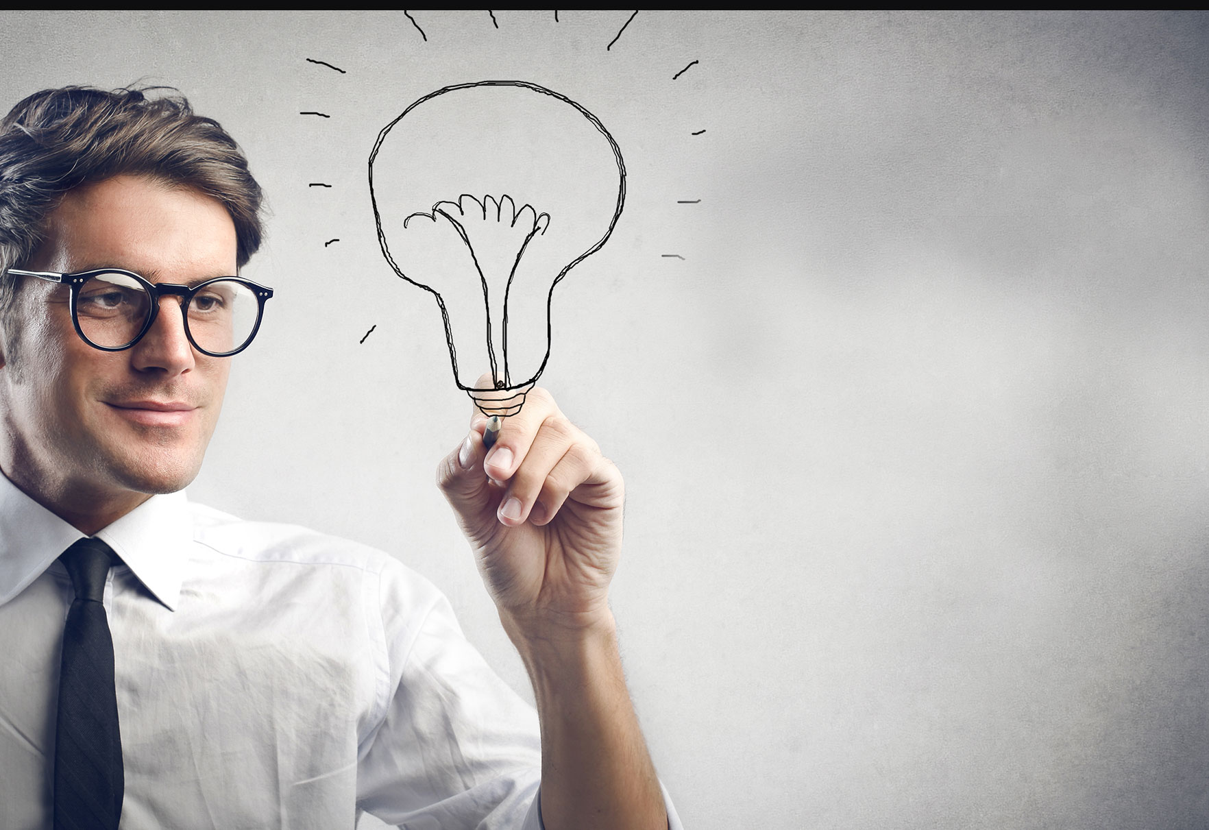 Protect your business ideas for Entrepreneur idee